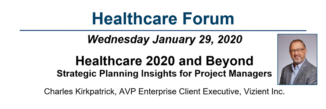 2019 May Healthcare Forum 760x252
